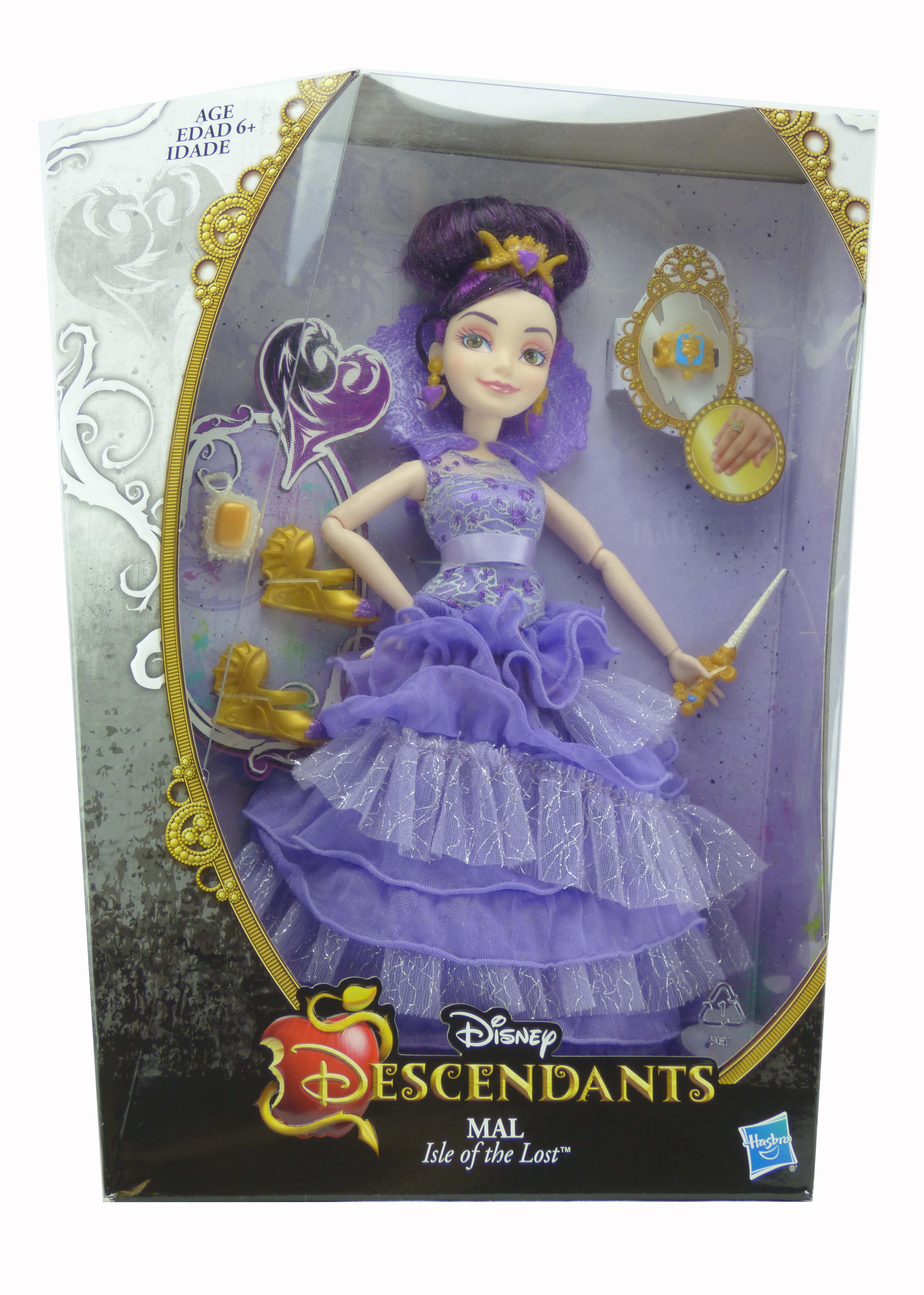 Descendants Fashion And Coronation Toy Crate