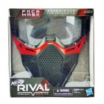 Nerf Mask Red