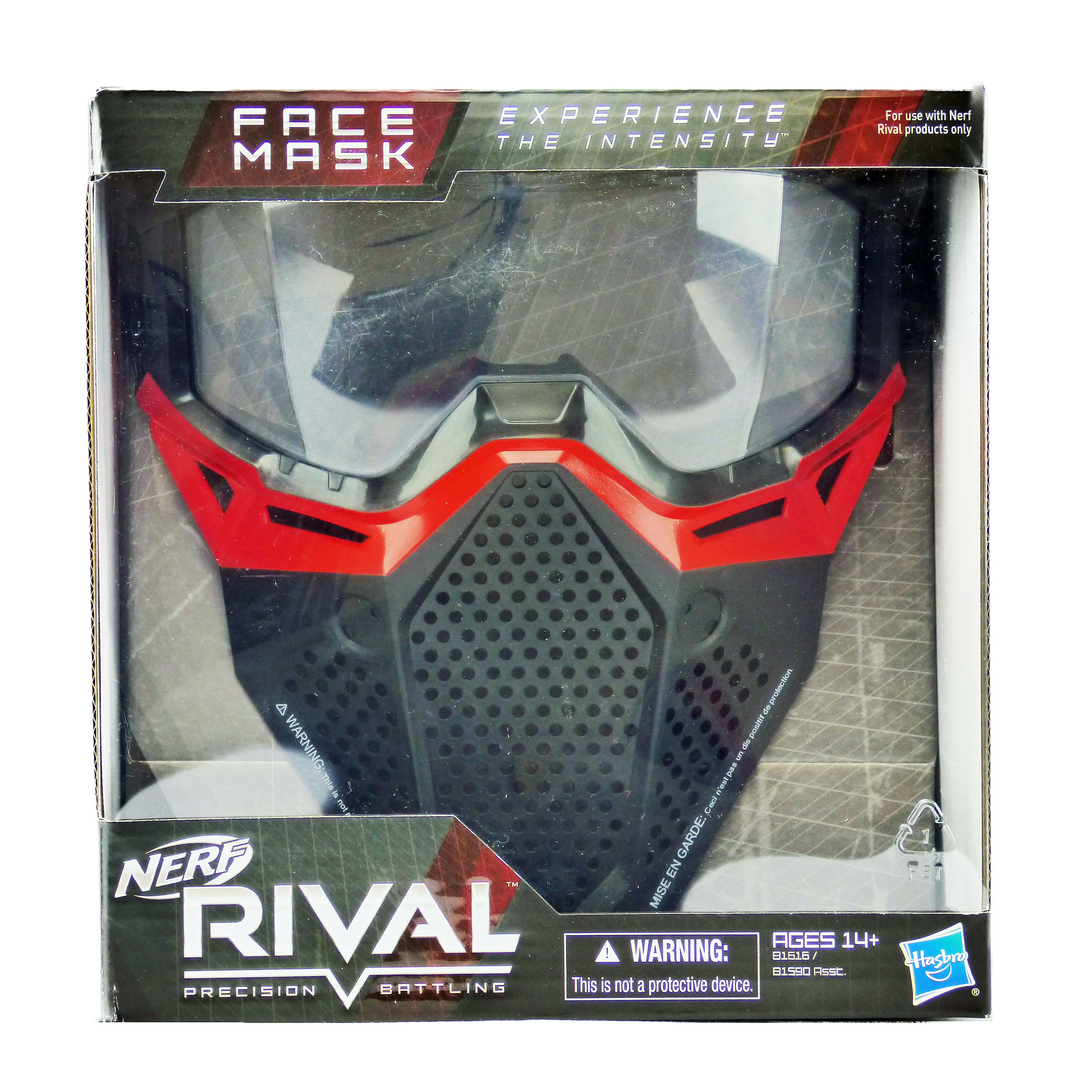 Nerf Mask Red Crate4