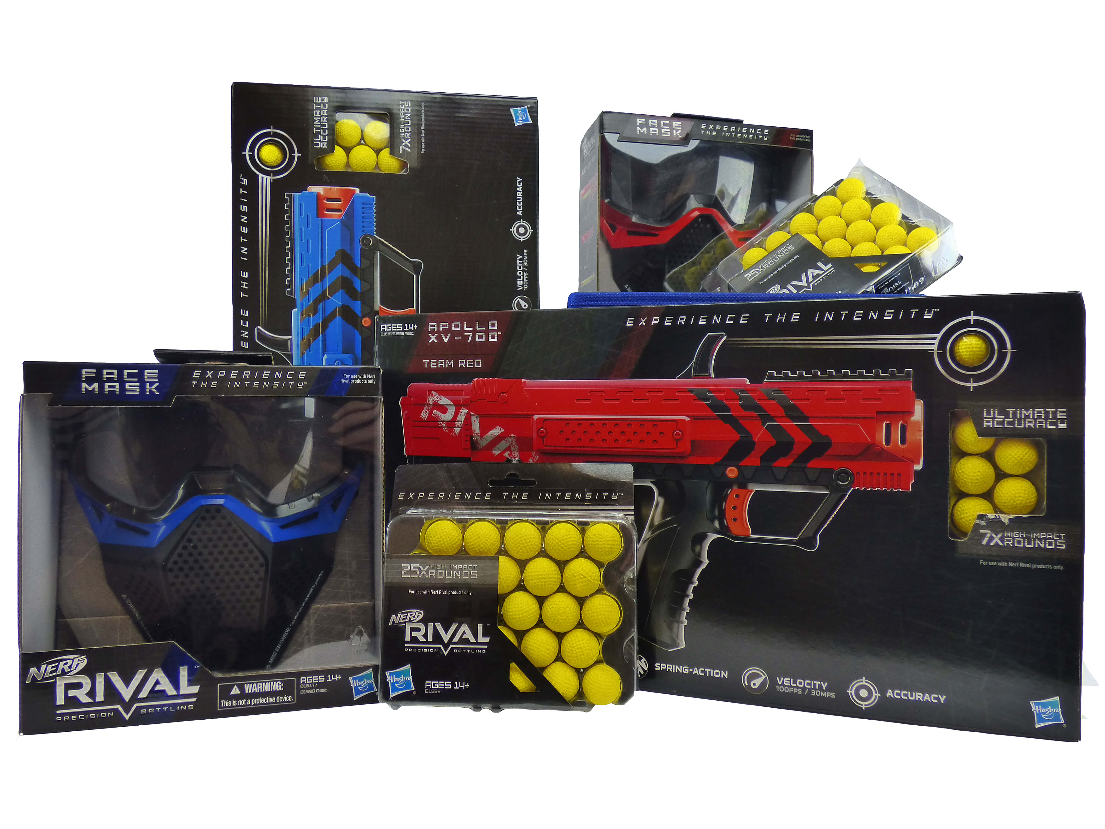 Nerf crate