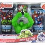 Avengers Bath Set