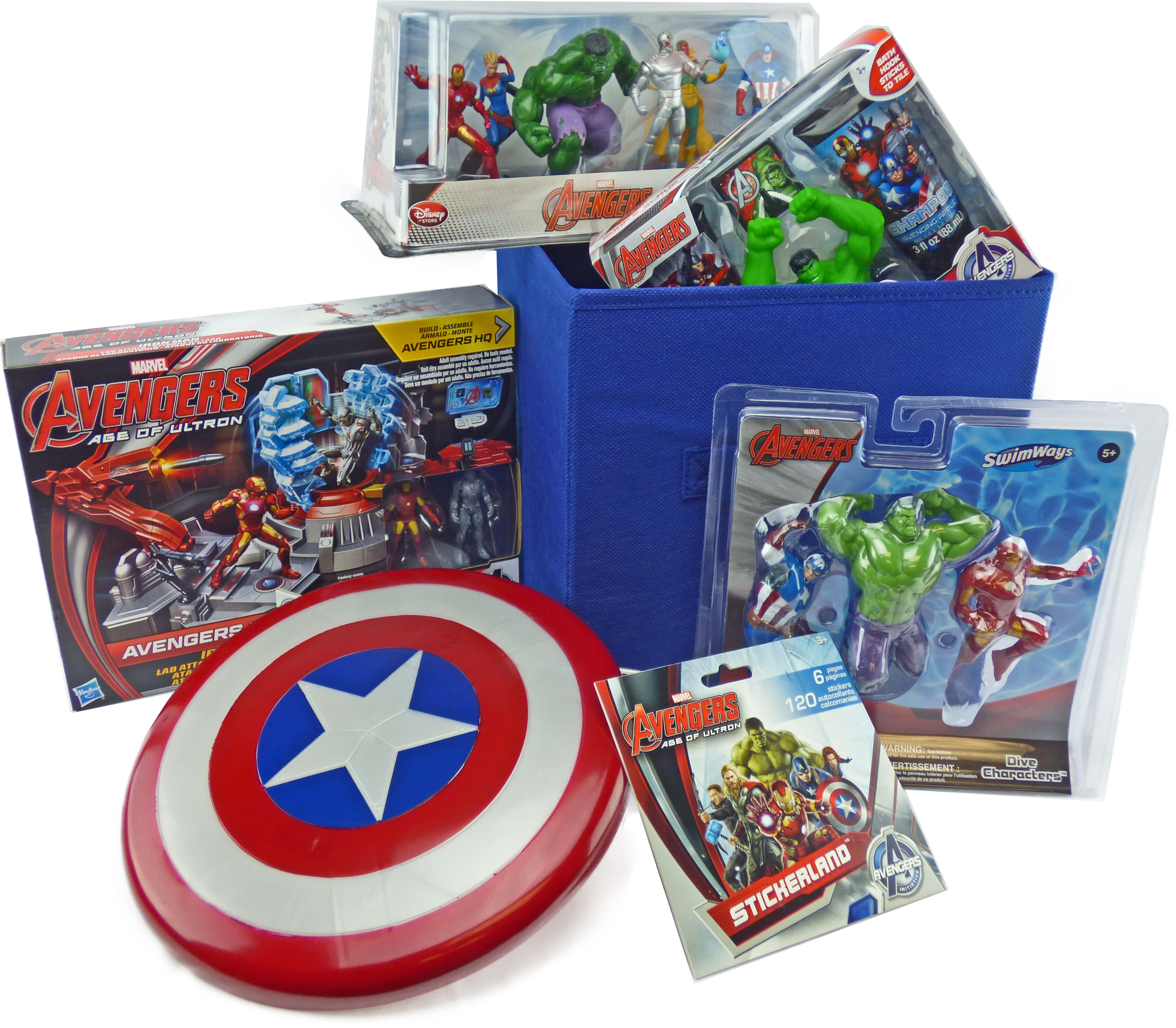 05 Avengers crate