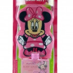 Minnie Bath set with Bath Mitt