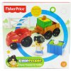 Farm Tractor & Trailer Play Set