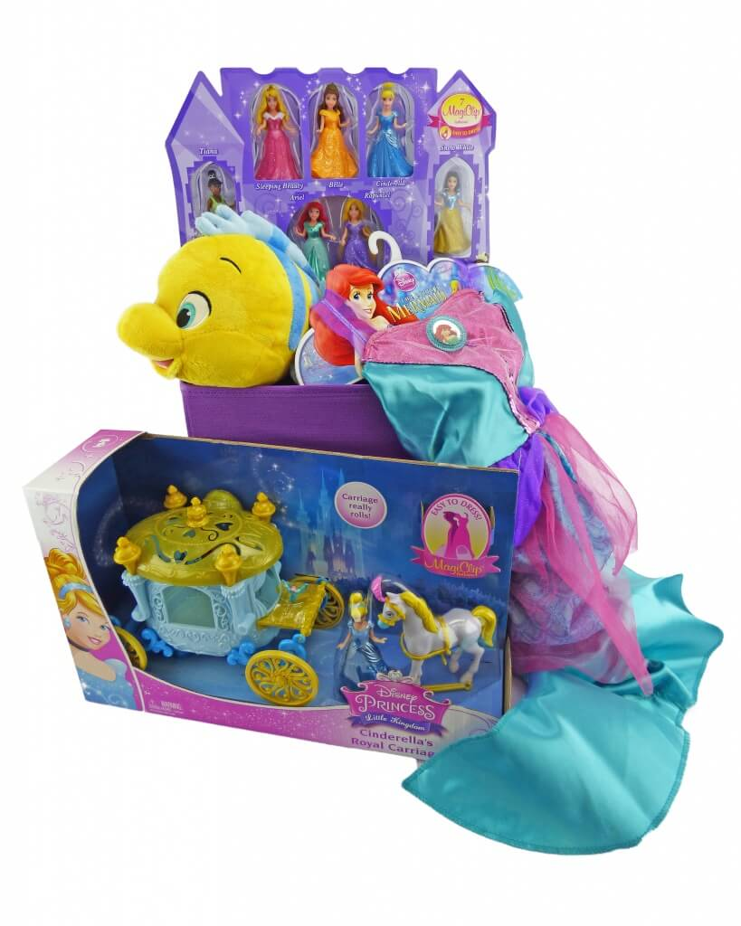 Little Princess crate