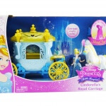 Magiclip Cinderella Carriage