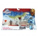 Indominus Rex vs. Gyrosphere Pack