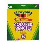 50ct. Colored Pencils