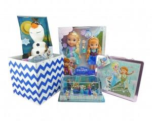 Frozen Deluxe Crate