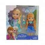 Frozen Deluxe Toddler Dolls