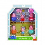 Peppa Family Playset