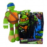 TMNT Hugger and Throw