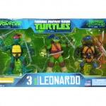 TMNT Leonardo 3-Pack