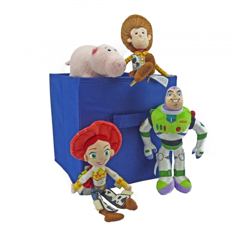Toy Story Bean Plush Crate