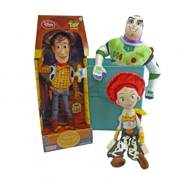Toy Story Deluxe Crate